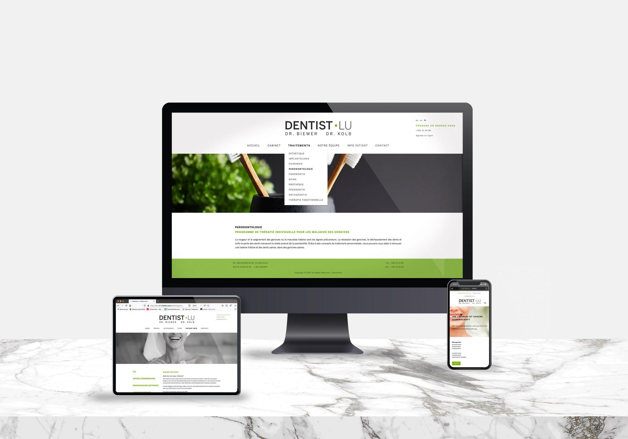 Reperes_Dentist.lu_mockup siteweb