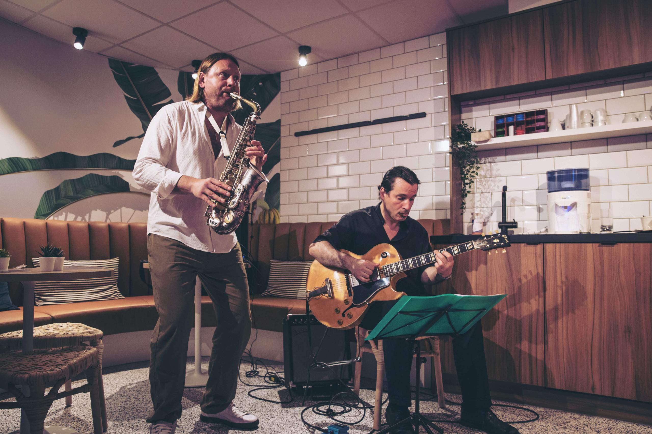 berlitz event jazz