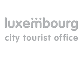 Logo Luxembourg city tourist office